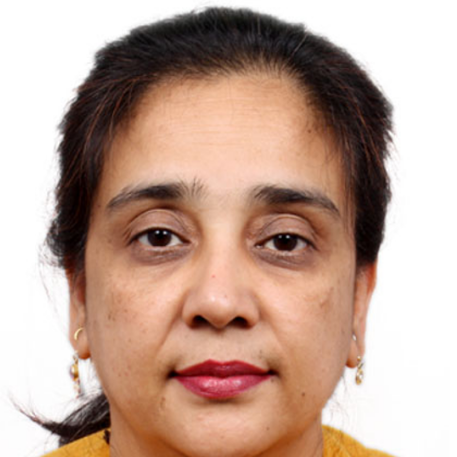 Dr Mithua Ghosh