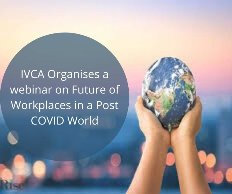 Anthill and its Partners opine on Future Workplaces through IVCA Webinar